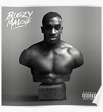 King of the north - Bugzy Malone Poster