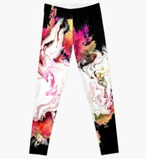 Dragon Clouds Colorful Leggings