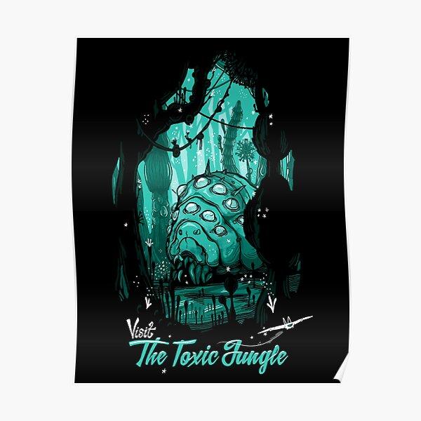 Toxic Jungle Poster