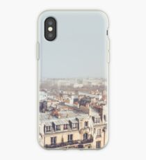 Paris Morning Rooftops iPhone Case