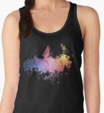 Dragon Colorful Women's Tank Top