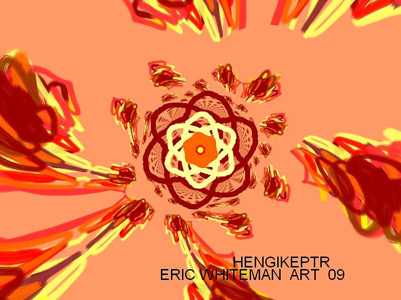 ( HENGIKEPTR ) ERICWHITEMAN  by ericwhiteman