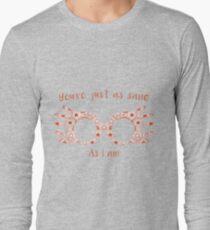 Luna Lovegood Glasses Long Sleeve T-Shirt