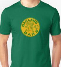 oakland oaks Slim Fit T-Shirt