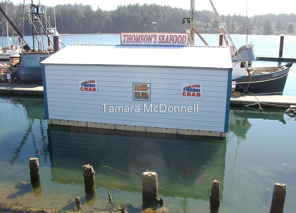 Thomson's Seafood Florence, Oregon by Tamara Lindsey