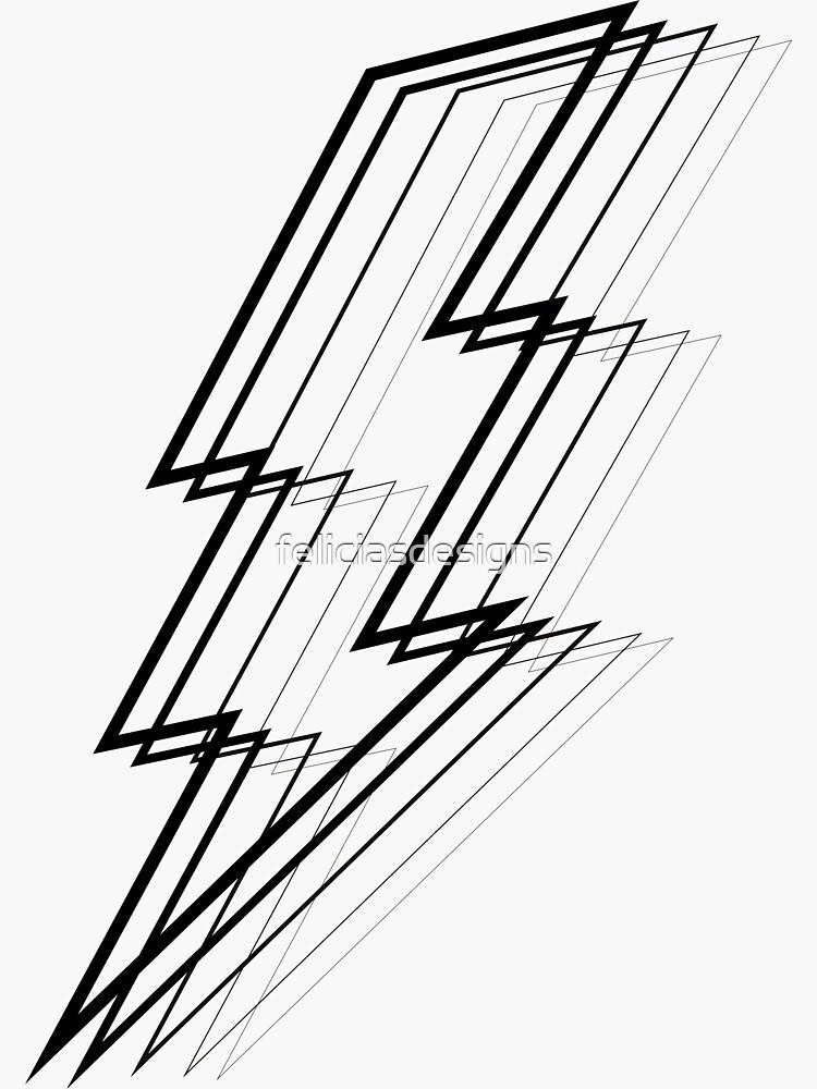Lightning Bolt by feliciasdesigns