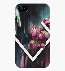 DARK ORCHID 1 iPhone 4s/4 Case
