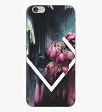 DARK ORCHID 1 iPhone Case