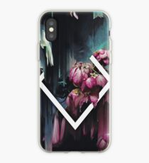 DARK ORCHID 1 iPhone Case