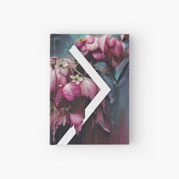 DARK ORCHID 1 Hardcover Journal