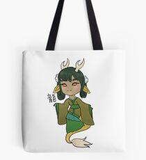 丽花,Year of the Dragon chibi Tote Bag