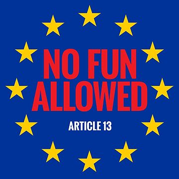 Article 13 by Eurozerozero