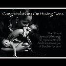 Congratulations on Having Twins by Sharon Elliott-Thomas