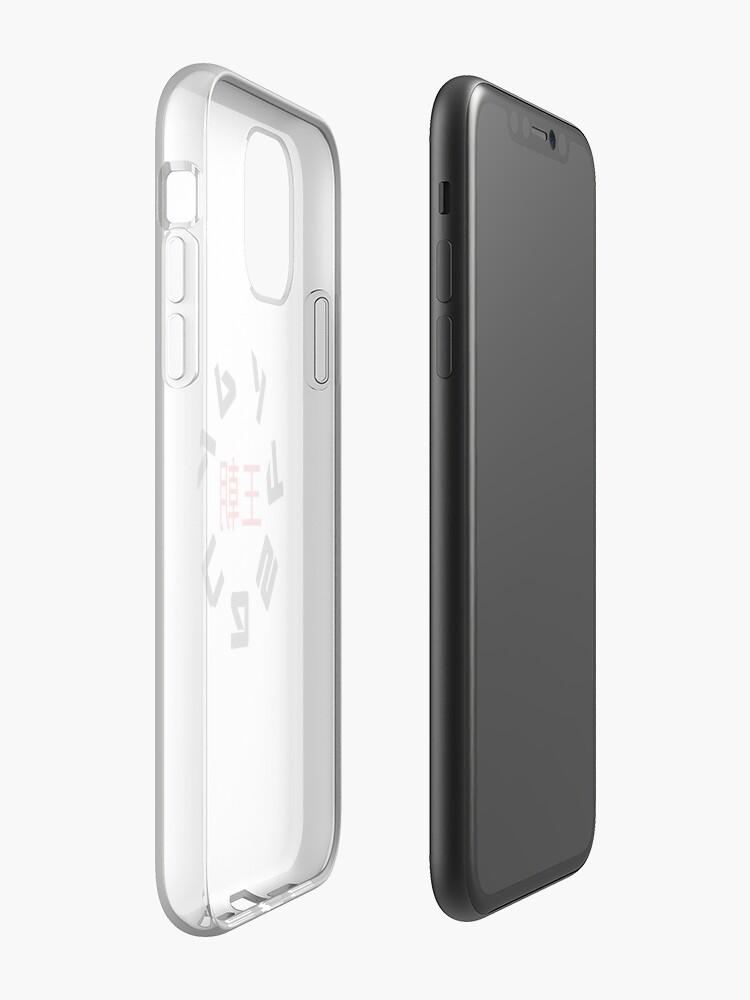 Coque iPhone «Dynasty conçoit LCD1.», par chief1ben