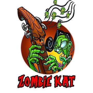 Zombie Rock A Billy by biomek