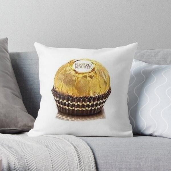Ferrero Rocher 2 Throw Pillow