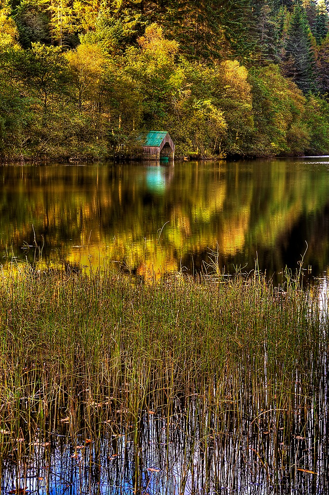 The Boathouse by Karl Williams