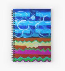 Hexagram 63: Jí Jì (Equilibrium) Spiral Notebook