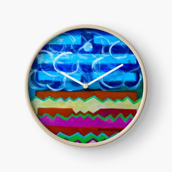 Hexagram 63: Jí Jì (Equilibrium) Clock