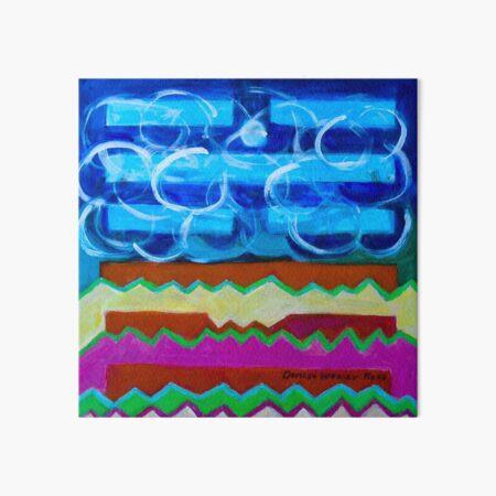 Hexagram 63: Jí Jì (Equilibrium) Art Board Print
