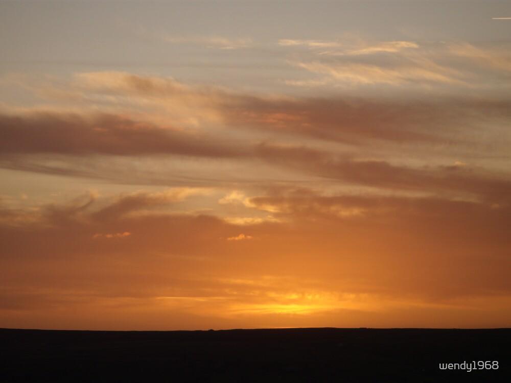 Sundown by wendy1968