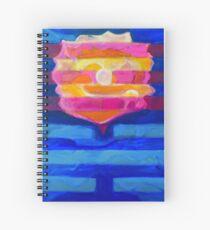 Hexagram 64: Wèi Jì (Ripening) Spiral Notebook