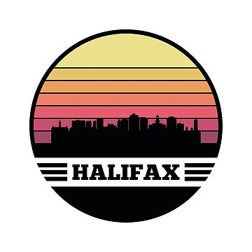 Halifax Skyline (Canada) by SvenHorn
