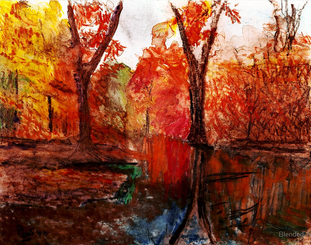 The Colour of Autumn by Blended
