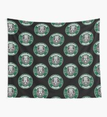 Stargate Coffee Wall Tapestry