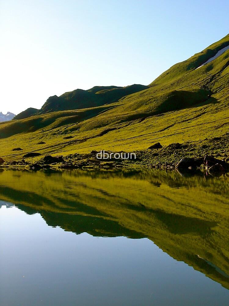 Blausee by dbrown