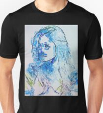Watercolored Dom Outline Unisex T-Shirt