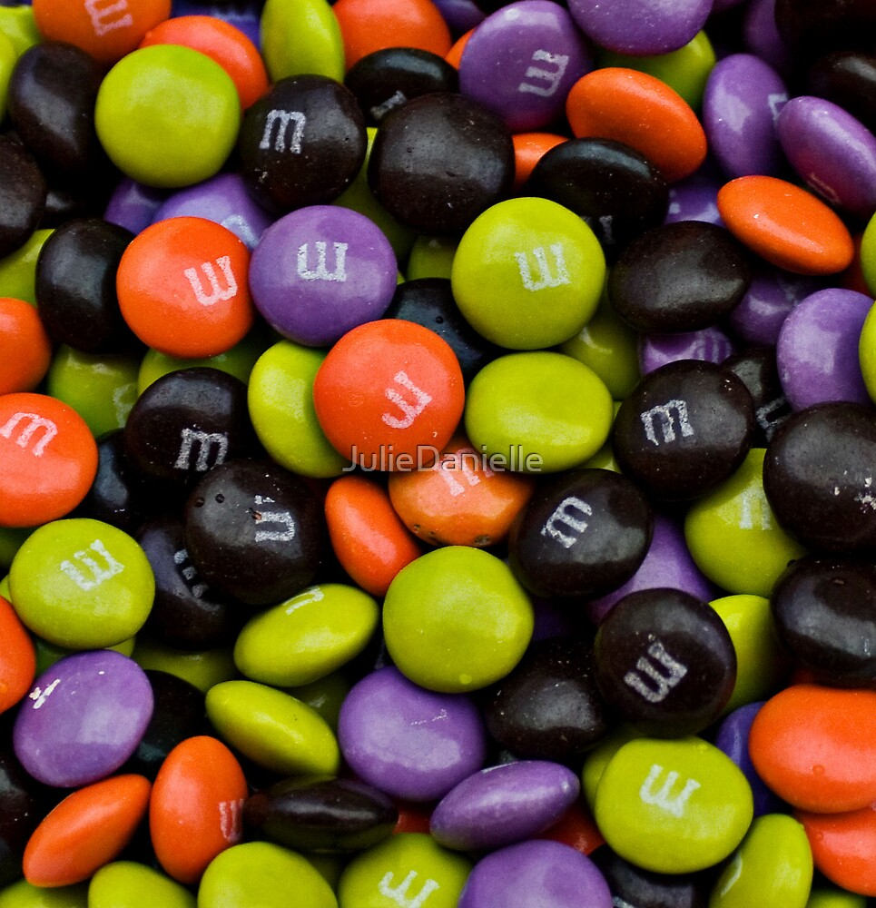 Halloween Candy by JulieDanielle