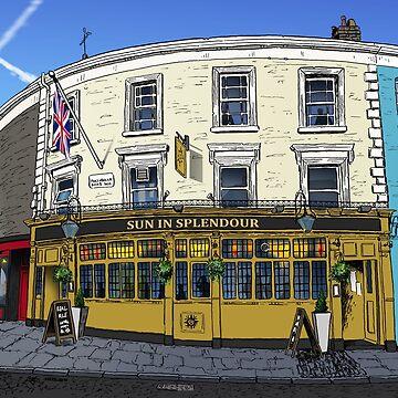 London Pub by matjackson