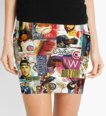 CUBS Win! Mini Skirt