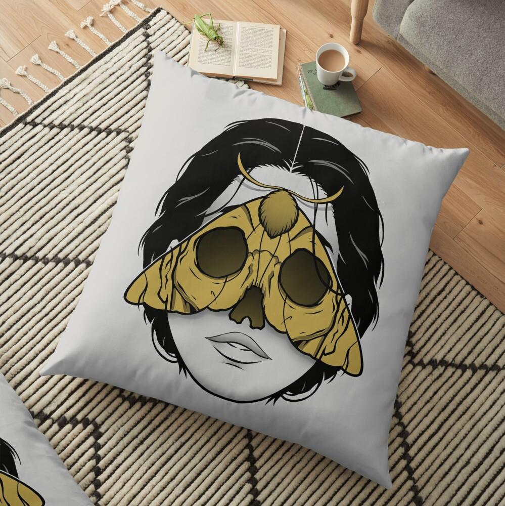 Bad Omen Floor Pillow