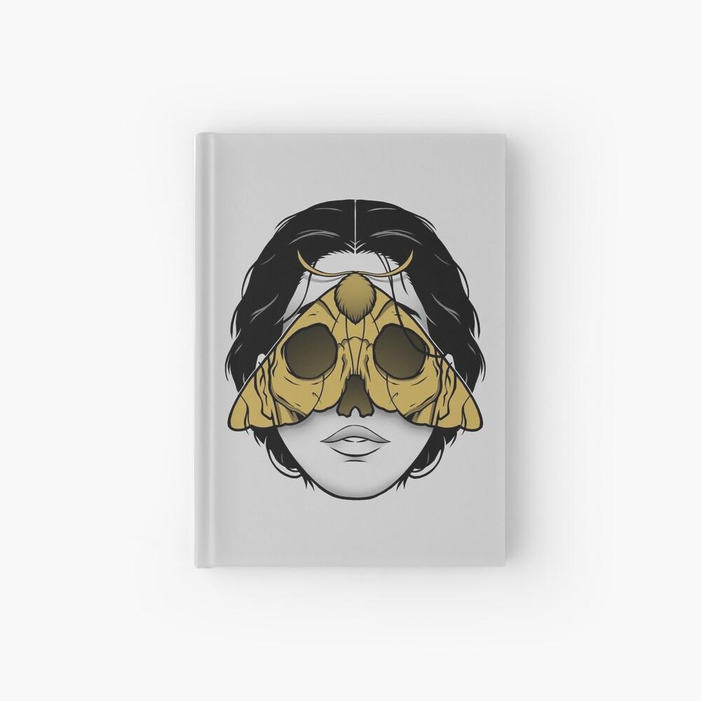 Bad Omen Hardcover Journal