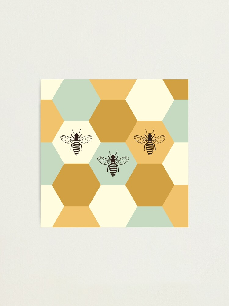 Alternate view of Beehive  Photographic Print