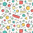Doodle Shapes by 01kath01