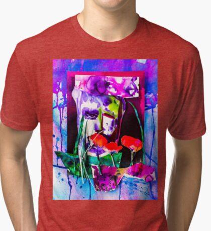 BAANTAL / Pollinate / Evolution #7 Tri-blend T-Shirt