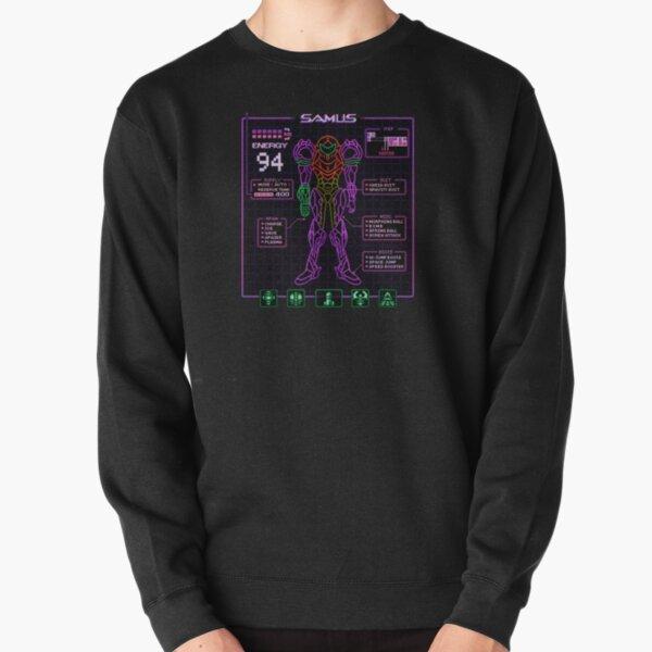 Sammy Stats Pullover Sweatshirt