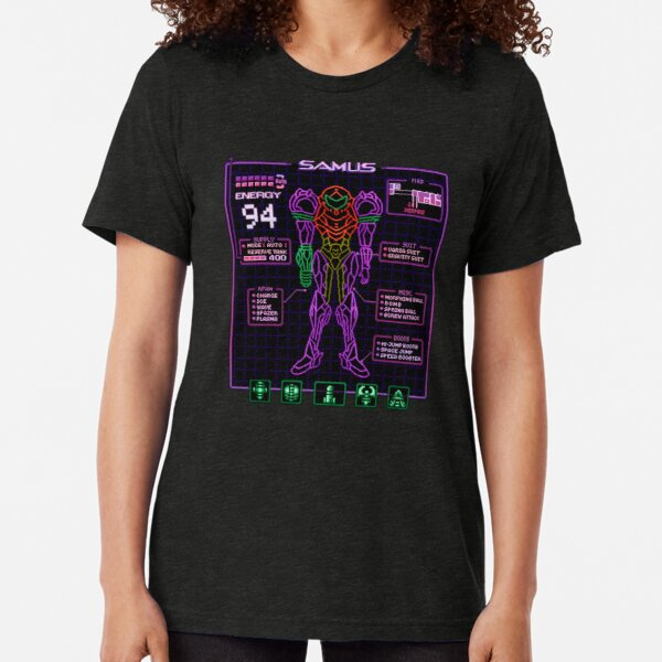 Sammy Stats Tri-blend T-Shirt