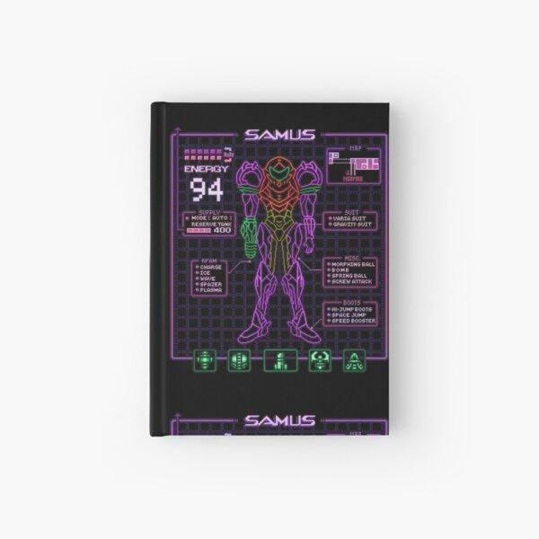Sammy Stats Hardcover Journal