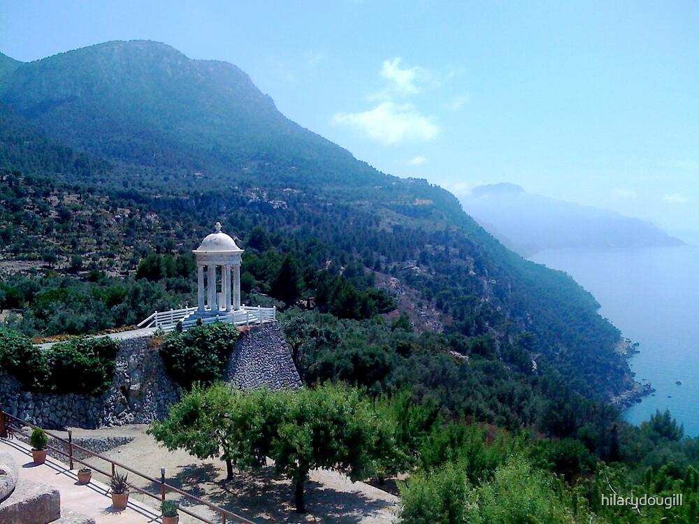 Majorcan temple by hilarydougill