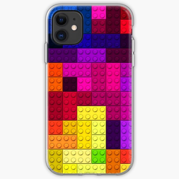Hello Lego  iPhone Soft Case