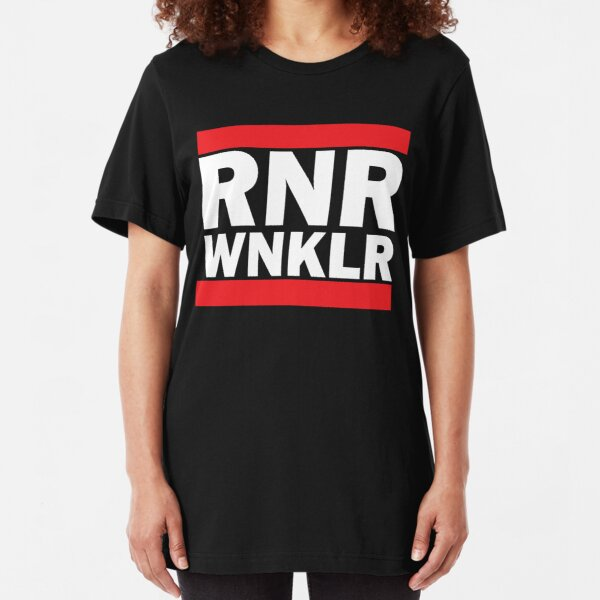 RNR WNKLR (Rainer Winkler) Slim Fit T-Shirt