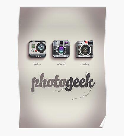 Photogeek Poster