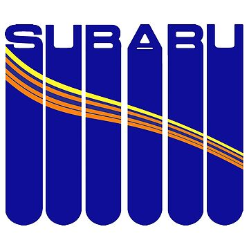 Subaru Surf the Road by roccoyou