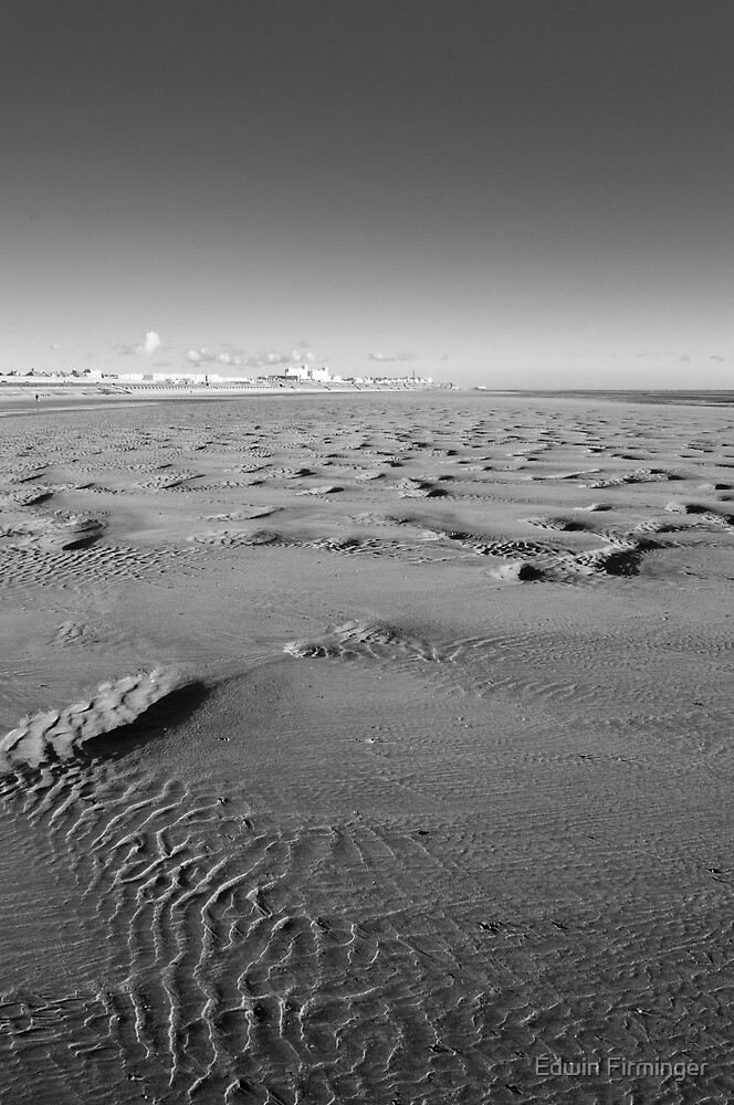 Lunar Landscape by Edwin Firminger