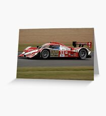 Lola B08/60 Coupe Greeting Card