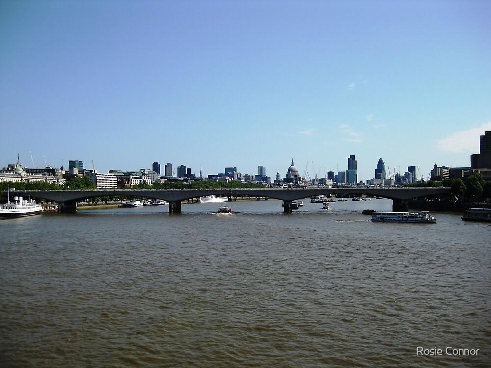 London Bridge Is Falling Down! by Rosie Connor